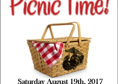 PICNIC TIME WITH MCL SEACOAST DETACHMENT 394
