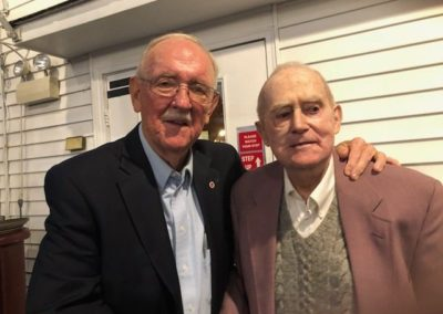 Robert Niver & Fred Getchall